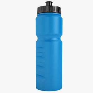 sport bottle 750 3D