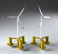Wind Turbine Offshore