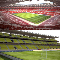 Soccer Stadiums Collection