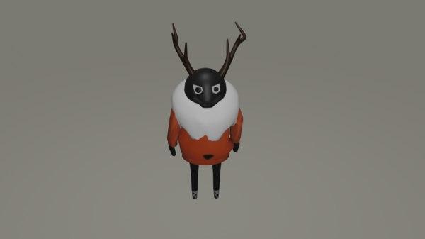 deer animal model