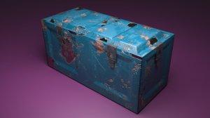 box steel model