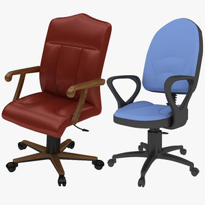 ofice chair 3D model