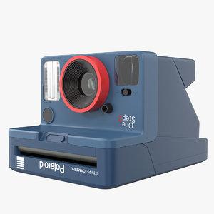 polaroid onestep stranger 3D