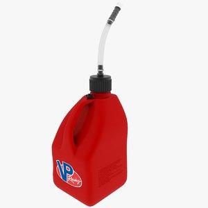 gas spout 3D model
