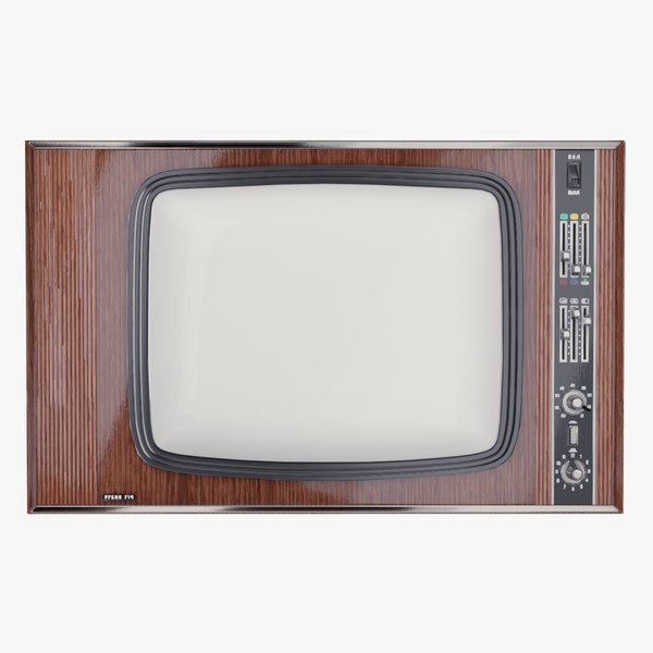 3D tv rubin model