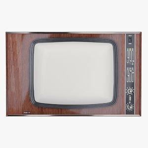 3D tv rubin model