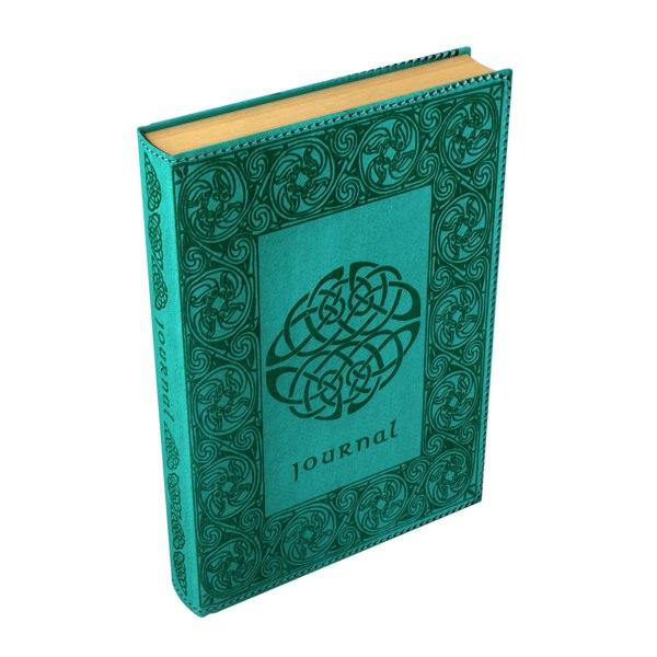 book classic 3D model