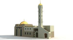 3D masjid al jinn