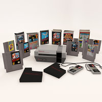 Nintendo Entertainment System Plus Games