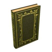 vintage book model
