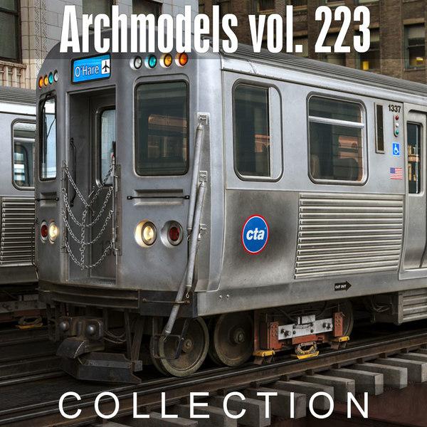 archmodels vol 223 3D model