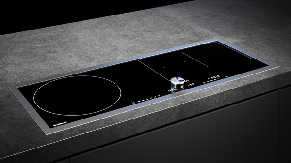 gaggenau kitchen hood cooktop 3D model