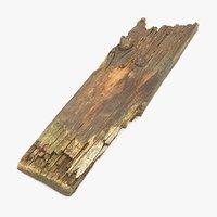 Rotten Plank Short Broken