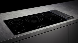 3D gaggenau cooktop 200 ce291101