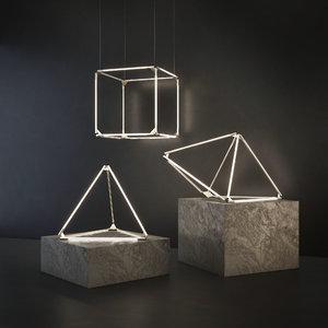 3D modular lighting