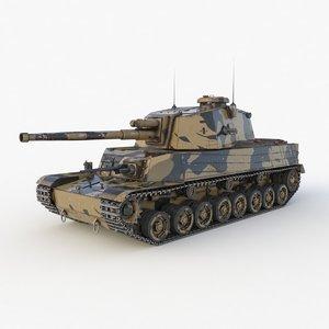 3D tank type 5 chi-r