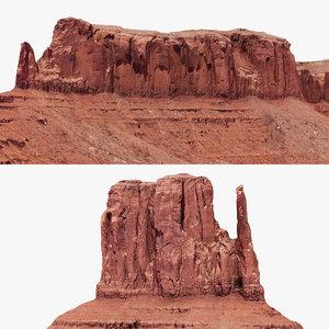3D arizona valley 3