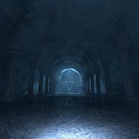 Classic Occult Temple