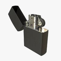 zippo lighter model