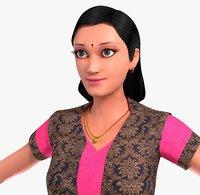 Indian Girl-B