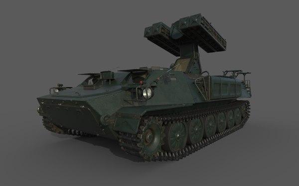 sa-13 gopher model