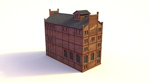 brewery 3D