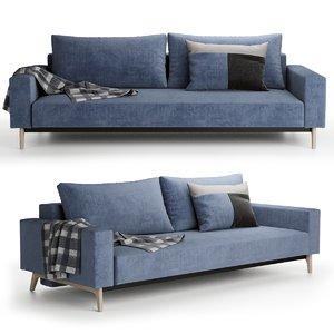 3D idun sofa
