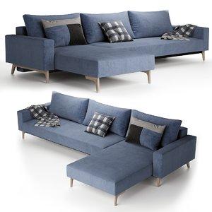 bed lounger model