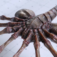 Alien Facehugger - PBR 3D Asset Kit