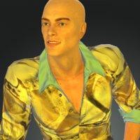 christian man human male model