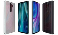 Xiaomi Redmi Note 8 Pro All Colors