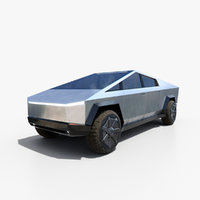 Tesla Cybertruck Dirt