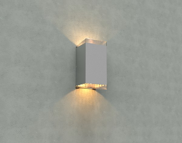 wall lighting 3D model