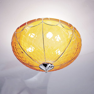 3D luster electrolier