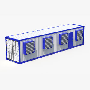 3D container station