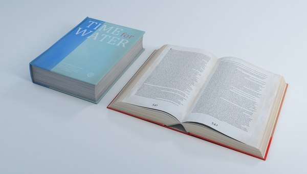 books 3D model