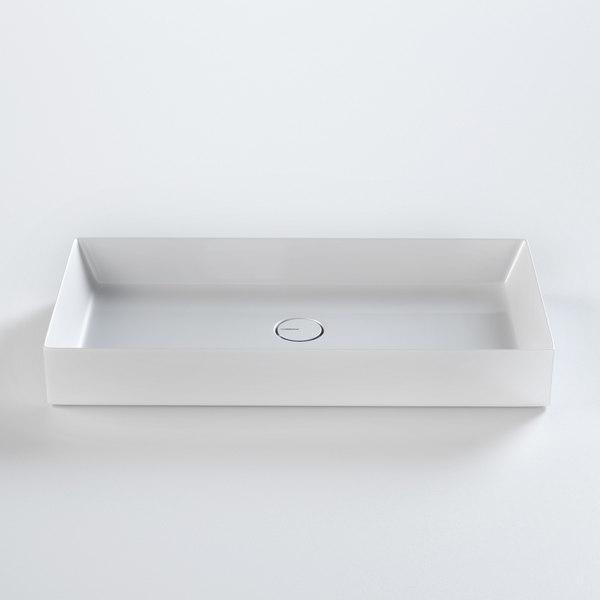 track sink valdama basin 3D