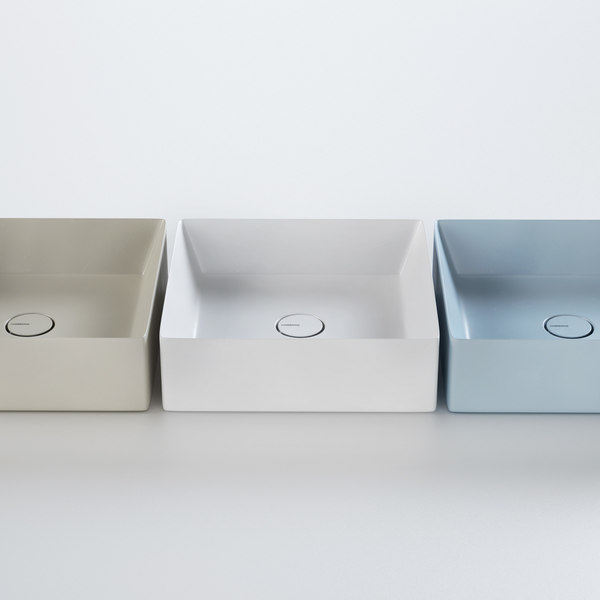 3D model track sink valdama basin