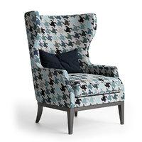 comfortable chair furman 3D model