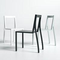 heel chair moroso 3D model