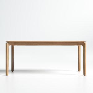 3D leaf table ton