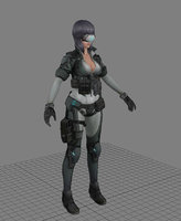 ready 3D model