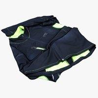 sport jacket 3D