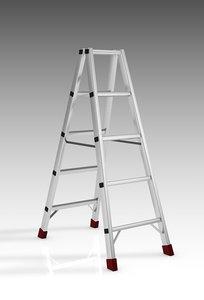 3D industrial ladder tool model