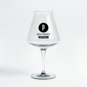 3D beer glass brussels project