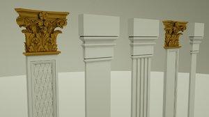 5 column model