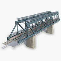 Modular Railway Bridge 10