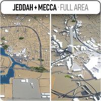 Jeddah and Mecca - MEGAPACK