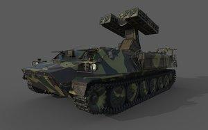 sa-13 gopher camo model