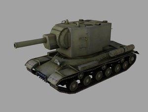 3D kv tank